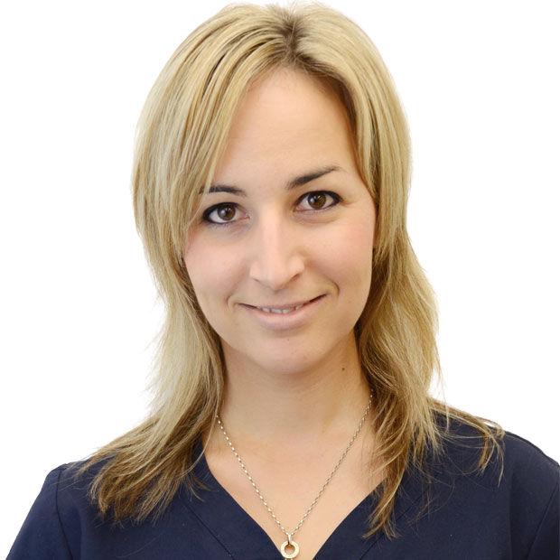 Dr. Athina Szamarasz orthodontist at Emergency Dentist London
