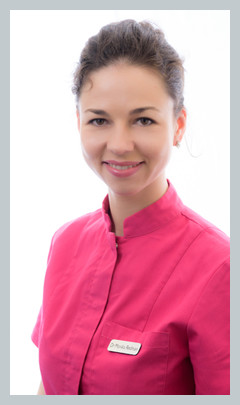 Dr. Monika Roma Redman general and cosmetic dentist at Emergency Dentist London