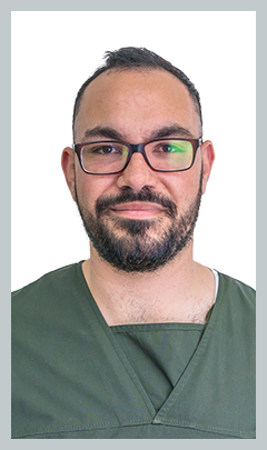 Dr. Zoltán Csikós general and cosmetic dentist at Emergency Dentist London
